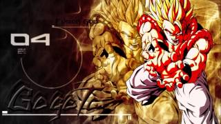 Repeat youtube video Dragonball Z  Gogeta's theme Extened