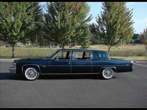 1982 Cadillac Fleetwood - Sold! - YouTube
