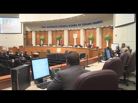 Parent files federal lawsuit against Collier Co. School District