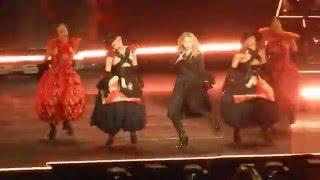 Madonna 'Bitch I'm Madonna - Burning Up' Rebel Heart Tour Tokyo