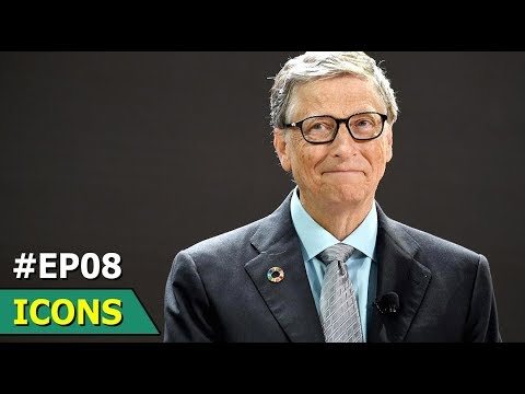 Bill Gates | American Business Magnate | Short Biography | Icons | Episode 8