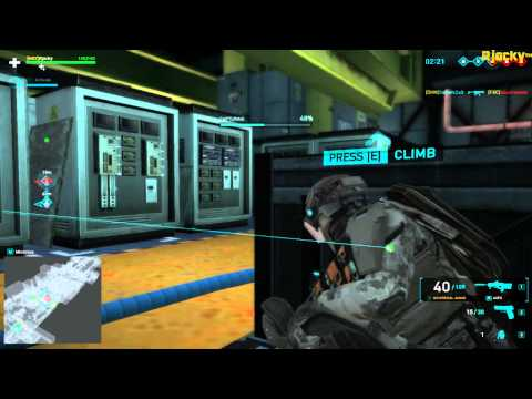 Ghost Recon Phantoms Meet the Hacker !