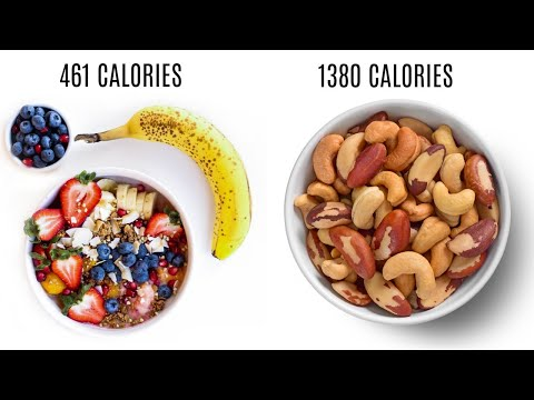 EAT MORE WEIGH LESS // EVERYDAY FOOD SWAPS #3