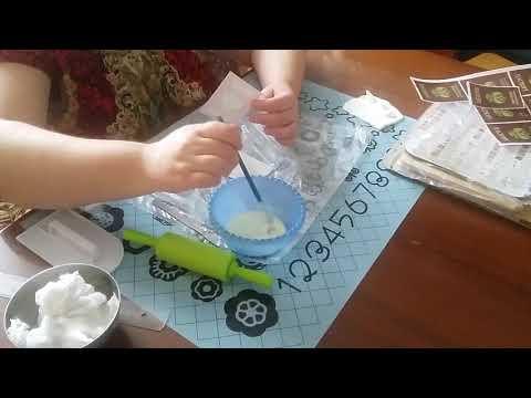 Как сделать вафельную картинку на торт в домашних условиях