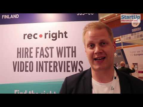 ConnecTechAsia 2019 Video Interview: Miikaa Tuomola, Sales Director, RecRight