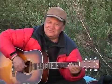Видео Полотно песни про зиму