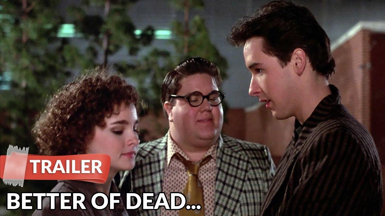 Better Off Dead >> Better Off Dead 1985 Trailer John Cusack Kim Darby