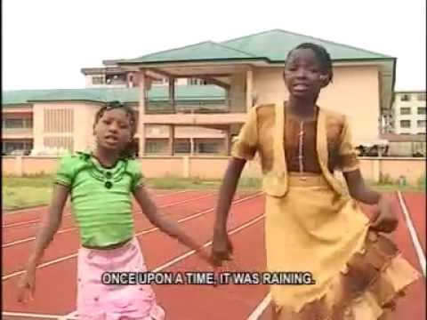 AFRICAN CHILDREN DANCE, MAMA ALOTA (Mama is Back) by HEAVENLY KINGDOM KIDS,