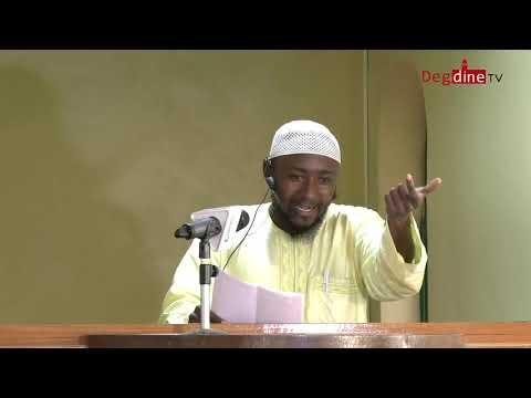 KHOUTBAH du 20/12/19 croyance du musulman sur Issa ibnu maryam (jésus) par oustaz Omar Diallo (HA)