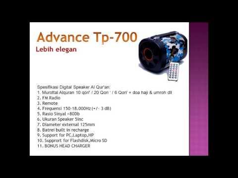 digital speaker alquran termurah