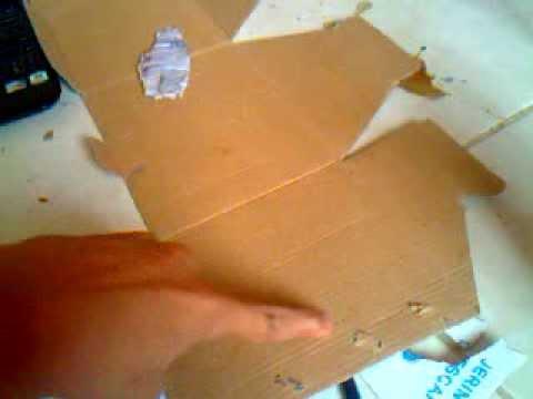 Como hacer un tucan con materiales reciclados parte 2 for Como hacer una pileta de material