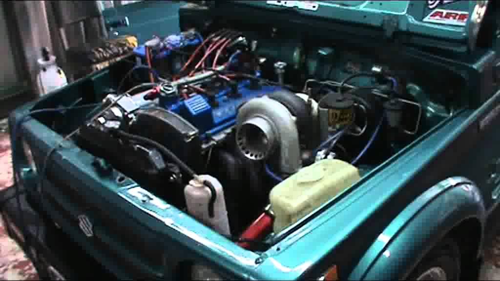 Suzuki Samurai Diesel Engine Swap