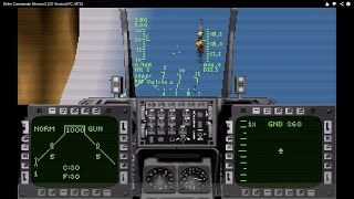 Strike Commander Mission-2 (CD Version) PC/DOS, MT-32