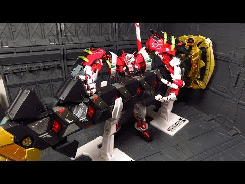 Metal Build 150 Gerbera Straight and Powered Red Add-on Set Review