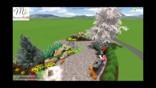 Lower Macungie Butterfly Garden Design Video