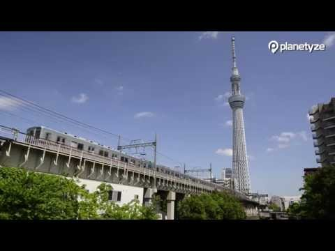 Tokyo SkyTree, Tokyo | One Minute Japan Travel Guide