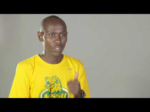Vincent Kiprop Interview