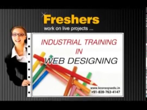 Web design training that results in employment