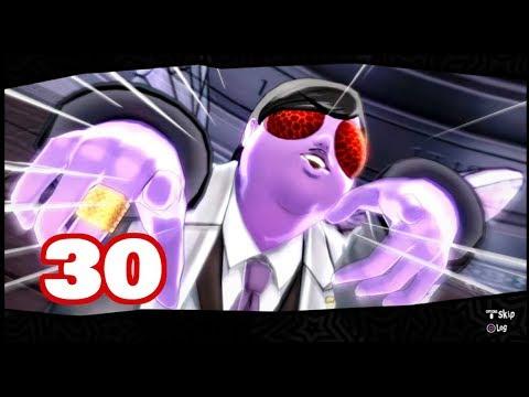 Persona 5 Gameplay Walkthrough Kaneshiro Boss Fight Part 30 No Commentary Ps4