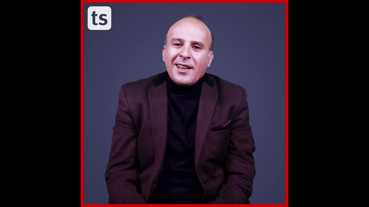 Mohamed Ben Moussa du Bureau d'Information de la Communauté Bahai'e de Tunisie parlant à TunisScop