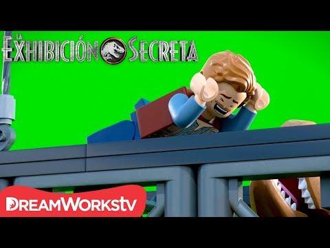 Mejores momentos y bloopers | LEGO JURASSIC WORLD: LA EXHIBICIÓN SECRETA