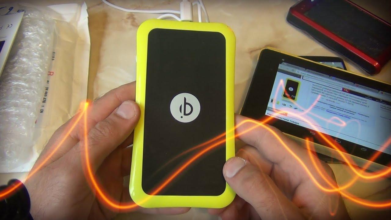 Fast Charge Wireless Charging Pad. Быстрая беспроводная зарядка от .
