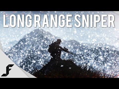 LONG RANGE SNIPER - Battlefield 4