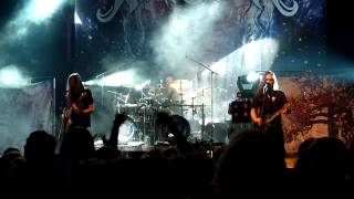 Wintersun - When Time Fades Away & Sons Of Winter And Stars (Heidenfest Oberhausen 19.10.2012)