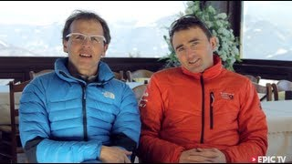 Ueli Steck & Simone Moro Attempt Different Route on Mt Everest