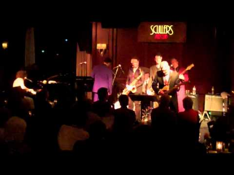 The Love Dogs Live @ Scullers Jazz Club 6/8/11