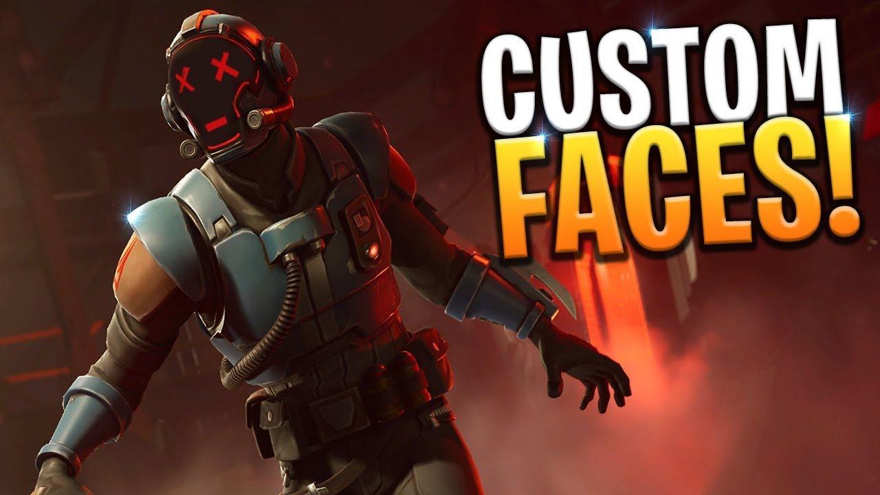 *NEW* EVOLVING BLOCKBUSTER SKIN HAS CUSTOMIZABLE HEADS! - Fortnite: Battle Royale