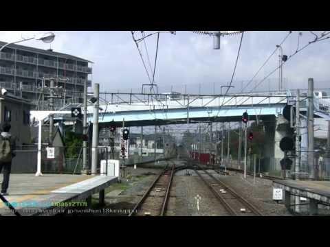 #05 JRWest Hanwa Line&Osaka Loop Line Wakayama Kyobashi