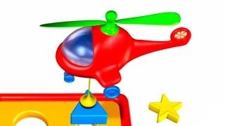 Cartoni Animati per Bambini - Cartone animato italiano completo - Ciao Maria - triangolo - 3D per bambini