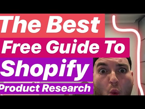 Seriously Very Good Free Shopify Product Research in 2019!!! thumbnail
