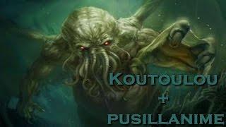 [DOFUS] Groupir - Koutoulou + succès pusillanime à 8