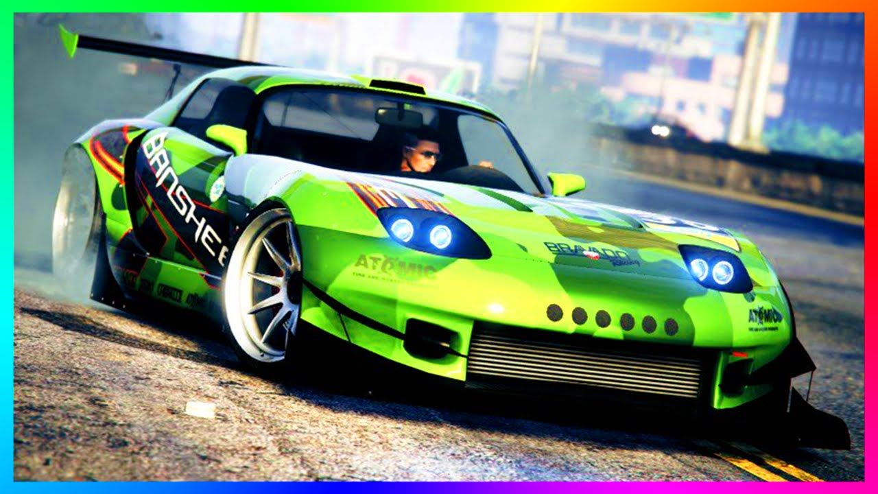 GTA 5 DLC UPDATE! - NEW Bravado Banshee 900R Super Car ...