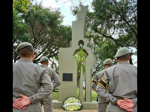 Homenagem aos Policiais Militares tombados em serviço