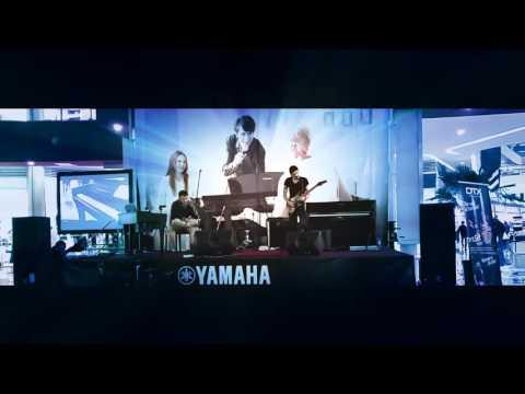 Yamaha-Music, Georgia, Tbilisi Mall - 1000 faces LIVE (GEO.GE)