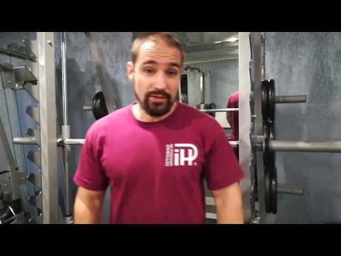 Персональный тренер Андрей раскрыает секреты своих тренировок