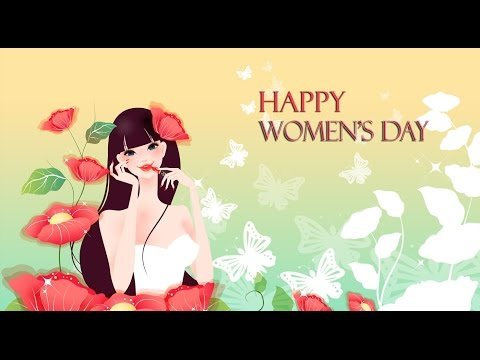 Happy Women's Day Wishes, International Women's Day 2016 Greetings, Whatsapp Video, E Card, Sms