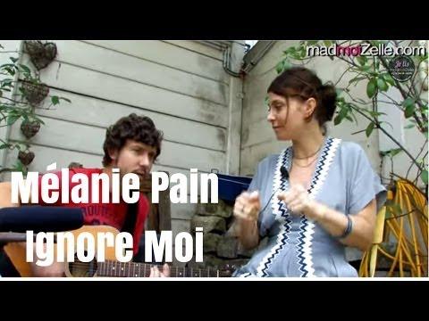 Клип Mélanie Pain - Ignore-moi