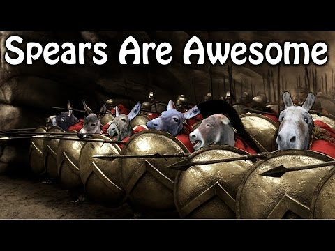 Spears Are Awesome! - 10 Minutes Of History