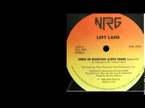 Left Lane - Hero In Disguise (Extended Version)