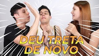 IRMÃO GÊMEO VS NAMORADA 2
