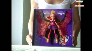 Видеообзор: Кукла Сансет Шиммер от Хасбро (Sunset Shimmer, Hasbro), B1041