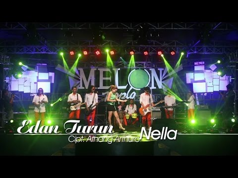 Nella Kharisma - Edan Turun (Official Music Video)