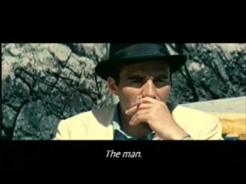 Probably the greatest french movie trailer ever - Contempt (1963)