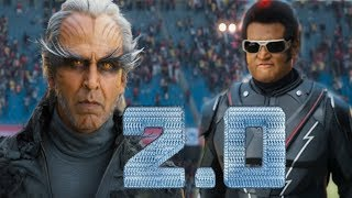 Gambar cover 2.0 HINDI Movie (2018) HD - Rajinikanth | Akshay Kumar | Amy Jackson | Full Movie Promotion