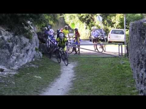 End To End Mountain Bike Race Bermuda January 8 2012