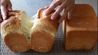 생크림 풀먼식빵 만들기(Sandwich Pullman …